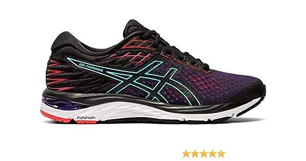 Asics Gel-Cumulus 21 - Zapatillas de running para mujer (talla 42), color negro: Amazon.es: Zapatos y complementos