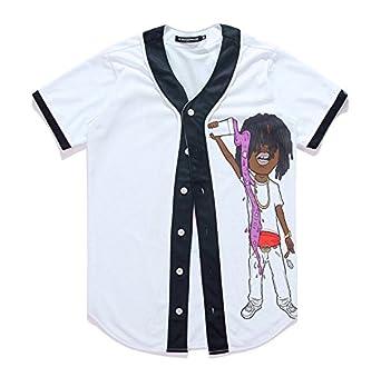 amazon com men s camisetas sawg cartoon figure printed short sleeve