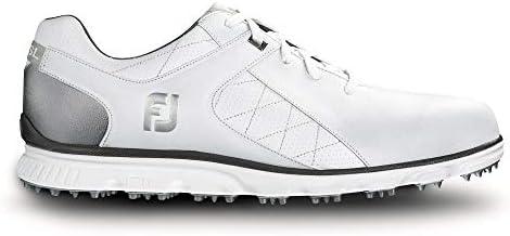 メンズ 男性用 シューズ 靴 スニーカー 運動靴 Pro SL - White/Silver [並行輸入品]