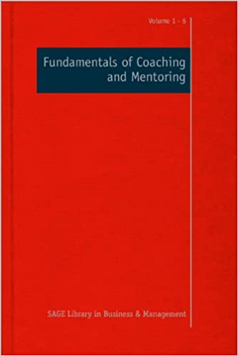 Book Fundamentals of Coaching and Mentoring (SAGE Library in Business and Management)