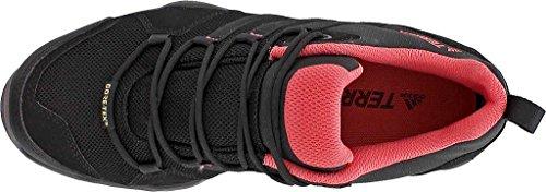 Adidas Utendørs Womens Ax2 Gore-tex Hikingsko Svart, Svart, Taktil Rosa