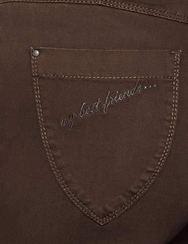 Skinny Nougat BRAX 54 Jeans Braun Donna fSxqq5np