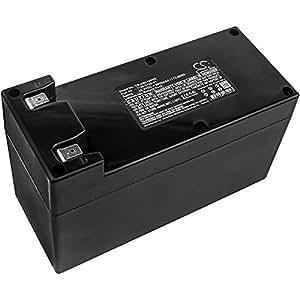 Amazon.com: Batería de repuesto para STIGA AUTOCLIP 125 127 ...