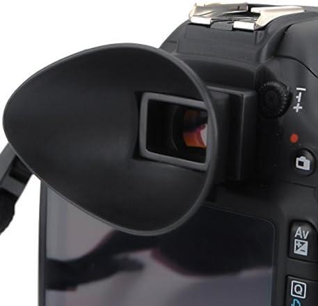 Portaocular EOS 18 mm Visor Compatible para Canon EOS 50D 6D 18 mm ...
