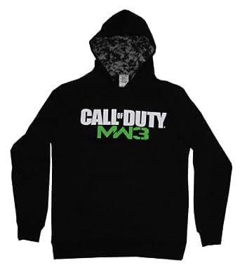 Call of Duty: Modern Warfare 3 Men's Pullover Hooded Sweatshirt, Large