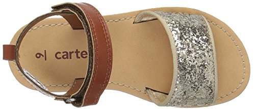 Pictures of Carter's Kids Blondy Girl's Fashion Sandal 8 M US 2