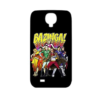 The Big Bang Theory 3D Phone Case for Samsung Galaxy S 4 ...