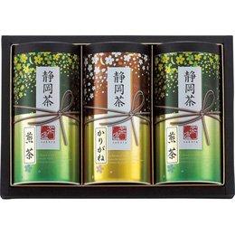 【まとめ 4セット】 静岡茶詰合せ「さくら」 L2180018 L3180537 B07KNSD7Z1