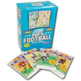 1990 Score Football Cards Series 2 Unopened Box (36 packs)