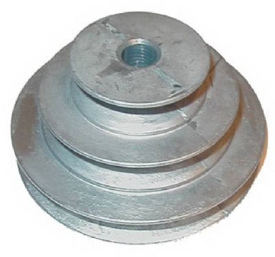 Chicago Die Casting 146-5 V-Step Cone (Cone Pulley)