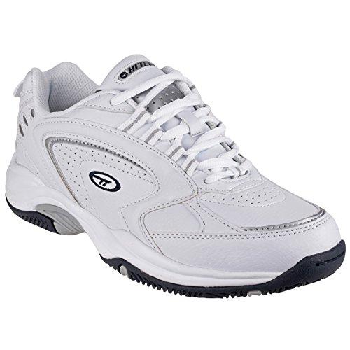 Hi-tec Hombre Blast Lite Lace Up Sneakers Blanco