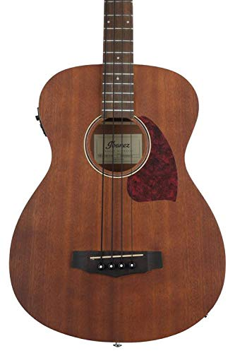 Ibanez PCBE12MHOPN 4-String Acoustic Bass Guitar ()