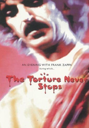 The Torture Never Stops DVD, The Palladium NYC, Halloween 1981,