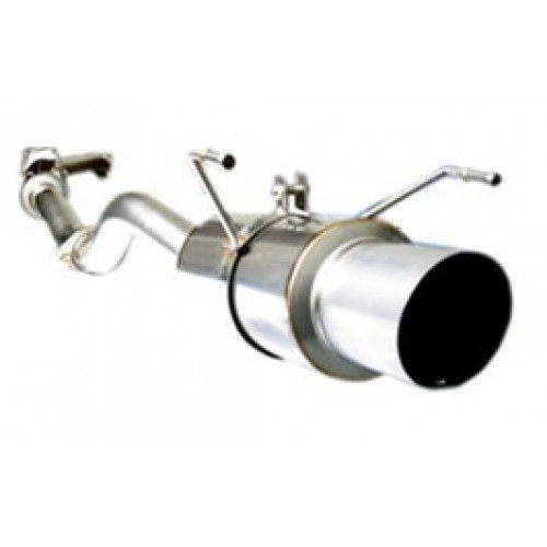 Exhaust Systems Buddy Club Spec (Buddy Club BC03-PSEXFD2 Pro Spec Exhaust System for Honda Civic Si 4-Door 06-Up)