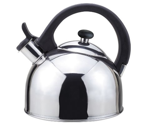 Magefesa Nubia Stainless Steel Tea Kettle, 2.1-Quart by Magefesa