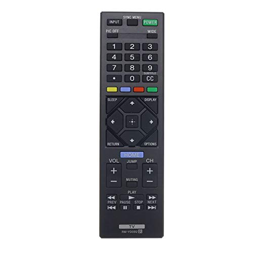 New Universal Remote Control for All Sony TV Replacement for All LCD LED and Bravia TVs Remote (Sony Tv Remote)