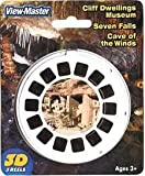 Cliff Dwellings Museum; 7 Falls; Cave of the Winds - ViewMaster 3 Reel Set