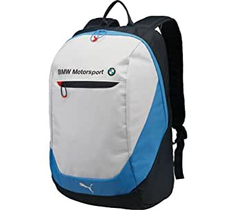 Amazon.com: PUMA BMW Motorsport Backpack,White,US: Clothing