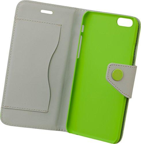 Iphoria fun trend étui de protection à rabat pour apple iPhone 6 vert