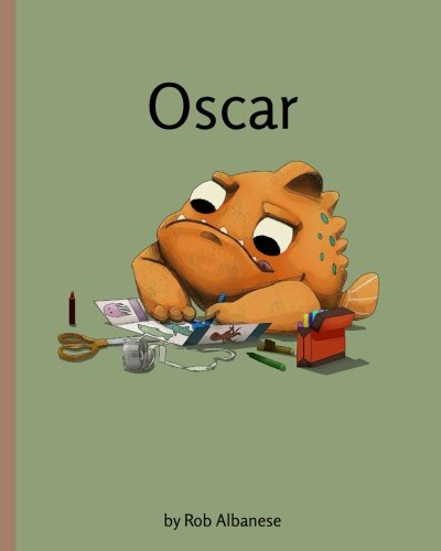 (Oscar: A Frogfish's Guide to the Aquarium)