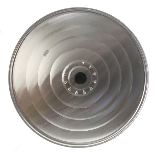Garcima 22-Inch All-Purpose Pan Lid, 55cm by Garcima