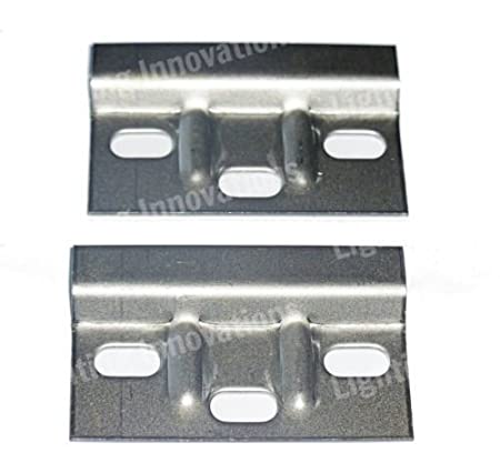 Superbe 10 X WALL HANGING KITCHEN CABINET BRACKET PLATE HEAVY DUTY UNIT SUPPORT  CUPBOARD