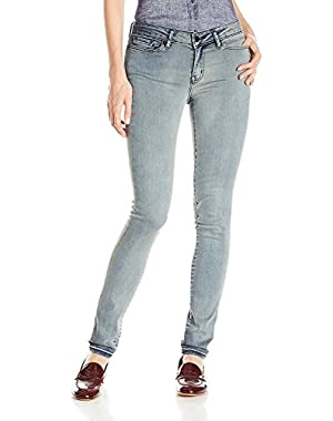 Calvin Klein Jeans Women's Ultimate Skinny Jean, Blue Haze
