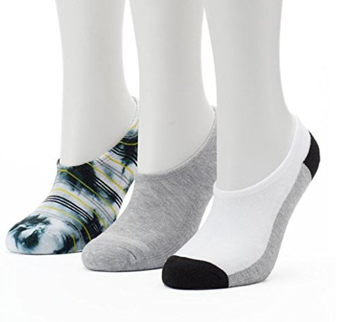 Womans Converse Socks Stripes Liner product image