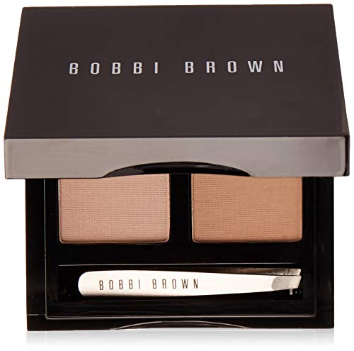 Bobbi Brown Brow Kit, 01 Cement Birch, 0.1 Ounce
