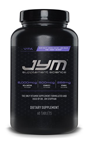 JYM Supplement Science Multivitamin Designed product image