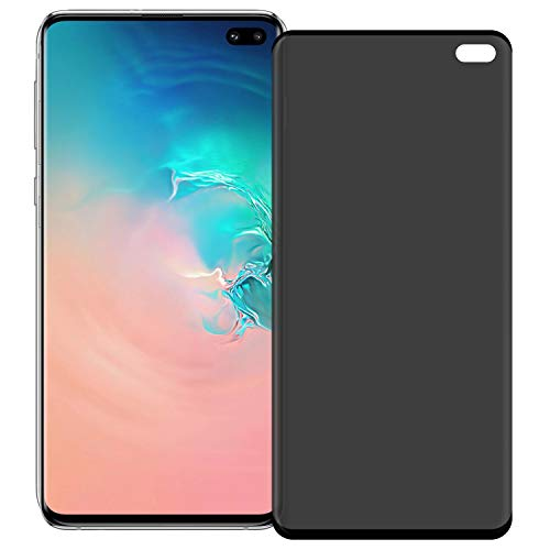 Galaxy Note 9 Privacy Tempered Glass Anti-Spy Screen Protector [3D Curved] [Case Friendly] [9H Hardness] for Samsung Galaxy Note 9 (6.4') Black,Easy to Install, No air Bubbles
