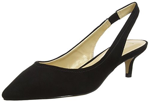 Con Misty black Tobillo De Black Zapatos Lotus Microfibre Mujer Para Tira qTECpwgxw