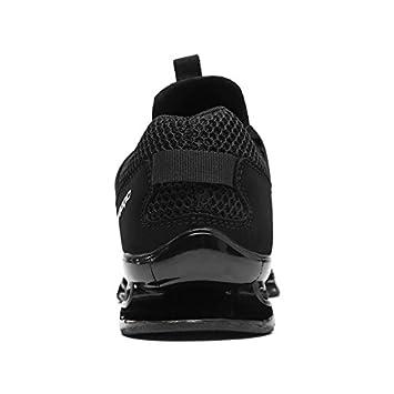 Mu Yangren Springblade Sport Running Shoes, Men s Blade Mesh Breathable Trail Runners Fashion Sneakers