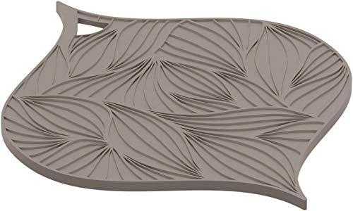 Kohler 20967-CLY Leaf Trivet, Clay