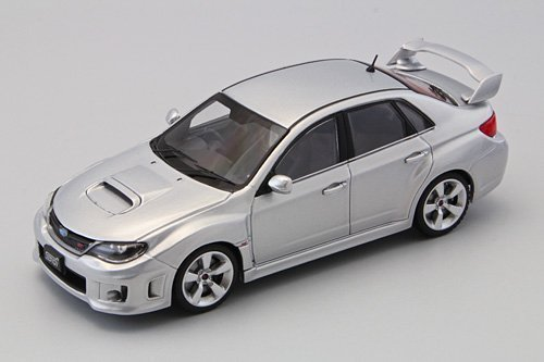 subaru-wrx-sti-silver-diecast-model-japan-import
