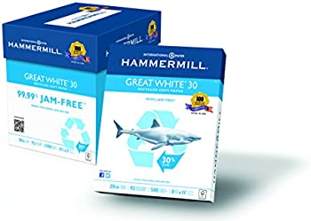 Hammermill Great White Copy Paper 2500 Sheets