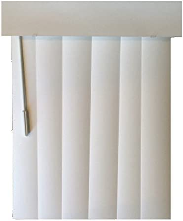 Norman Essential Vertical Blinds 104Wx96L