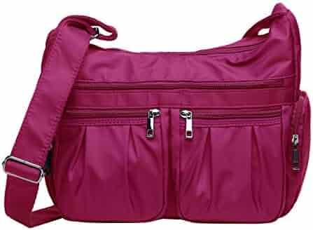 cc54adbf30b8 Shopping Reds - 4 Stars & Up - Nylon - Crossbody Bags - Handbags ...