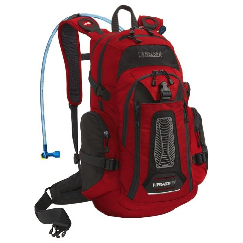 UPC 713852615000, Camelbak H.A.W.G. NV 100 oz Hydration Pack, Chili Pepper/Charcoal