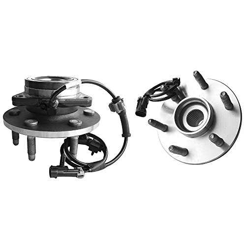 Axle Cadillac Assembly (GSP 106036 Axle Bearing and Hub Assembly - Left or Right Front (Driver or Passenger Side))