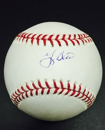 Yogi Berra Signed Baseball - 8