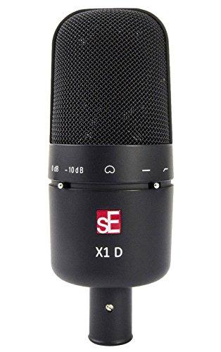 sE Electronics X1 D Large-diaphragm Condenser Microphone