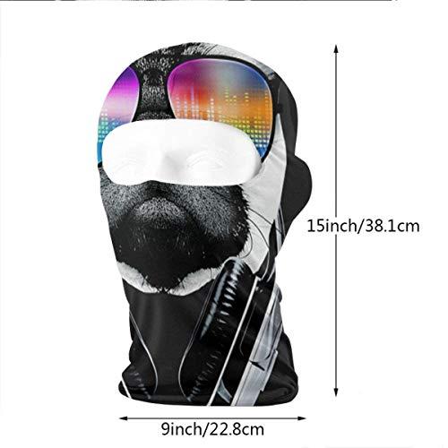 Buy summer balaclava face mask glow in dark
