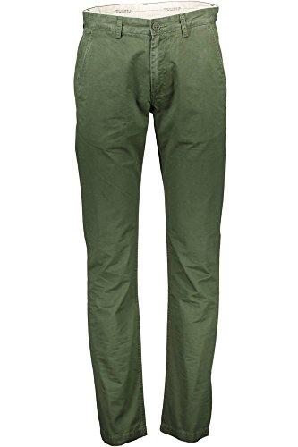 Chino Lee Homme Chino Lee Vert Pantalon p1nUTf