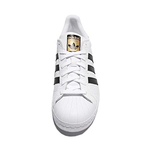Superstar ftwbla Pour Ftwbla Negbas Baskets Adidas Blanc Homme Originals YqwUOE