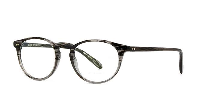 661e0bf303 Amazon.com  Oliver Peoples Riley-R - Storm - 5004 45 1002 Eyeglasses ...