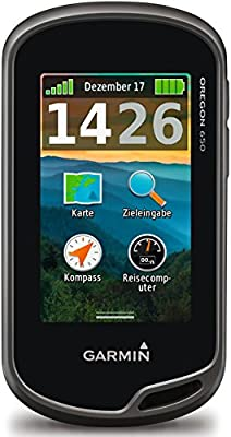 Garmin Oregon 3-Inch Handheld GPS