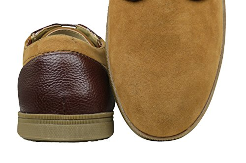 Lambretta Rico Heren Casual Sneakers / Schoenen Bruin