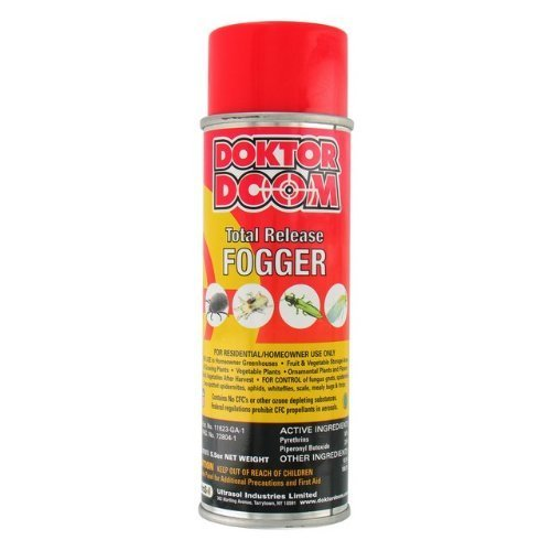 Dok Doom Fogger 5.5oz by Doktor Doom by Doktor Doom
