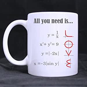 Amazon Com Smart Design Math Style Love Pattern All You